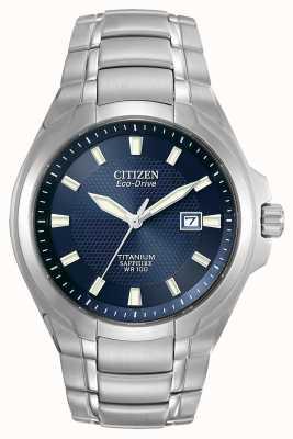 Citizen Мужской титан BM7170-53L