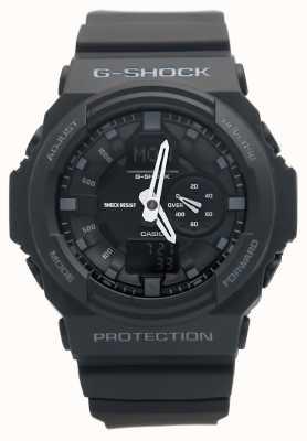 Casio Черный g-shock черный хронограф GA-150-1AER