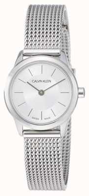 Calvin Klein Женская минимальная | ремешок из нержавеющей стали | K3M23126