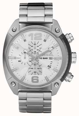 Diesel Мужские часы с хронографом из нержавеющей стали DZ4203