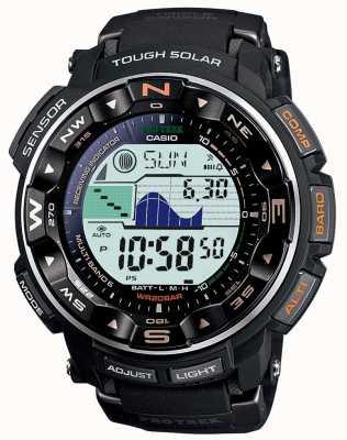 Casio Проводные радиоуправляемые часы Gent PRW-2500-1ER