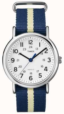 Timex Часы Unisex indiglo weekender T2P142