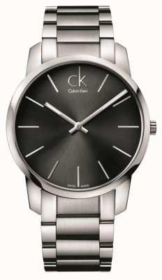Calvin Klein Городские часы Гента K2G21161