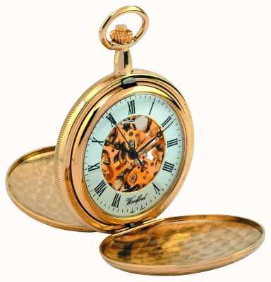 Woodford Полные карманные часы для охотников 1038