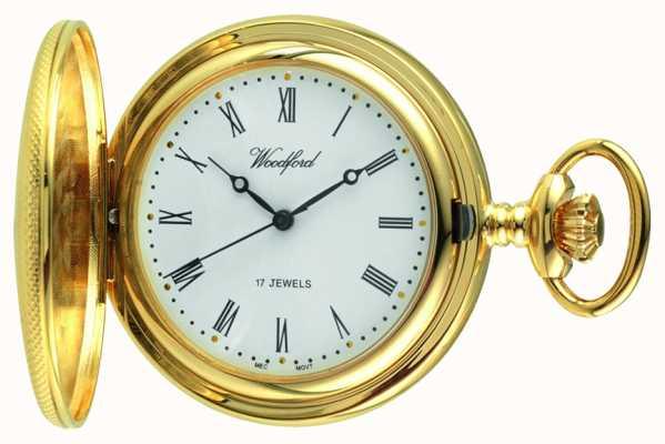 Woodford Мужские механические карманные часы 1056