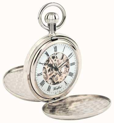 Woodford Полные часы скелета охотника 1062
