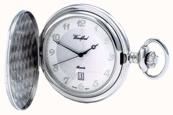 Woodford Полные карманные часы для охотников 1215