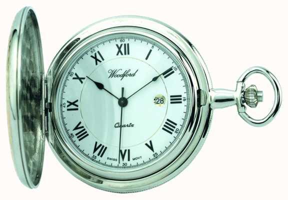 Woodford Мужские часы с полным охотником 1218