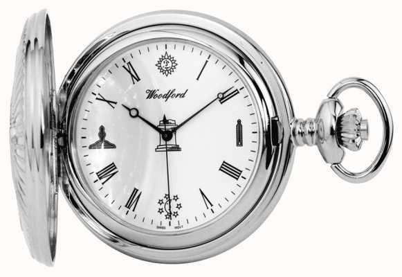Woodford Масонные карманные часы 1227