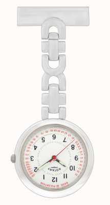 Rotary Медсестры ФОБ часы из нержавеющей стали LPI00616