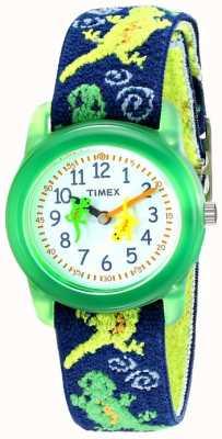 Timex Детские часы geckos stretch T72881