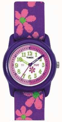Timex Научись говорить время ремешок смотреть T89022
