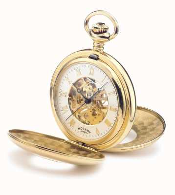 Rotary Мужские карманные часы с ручным заводом ex-display MP00713/01EX-DISPLAY