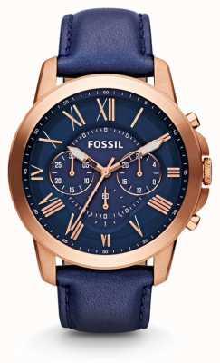 Fossil Мужские часы с хронографом FS4835