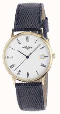 Rotary Мужские 9ct золотые ремешки для часов GS11476/01