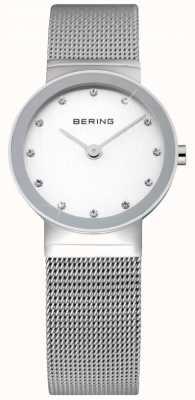 Bering Время женские часы | ремешок из нержавеющей стали | 10126-000