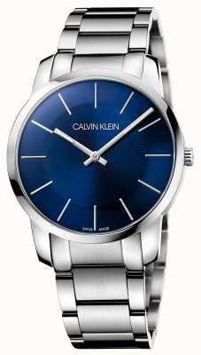 Calvin Klein Мужские серебряные браслеты K2G2114N