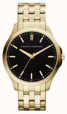 Armani Exchange Мужские часы Hampton с низким профилем AX2145