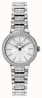 Rotary Часы из нержавеющей стали из нержавеющей стали LB90081/02