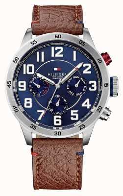 Tommy Hilfiger Мужские трентные многофункциональные часы 1791066