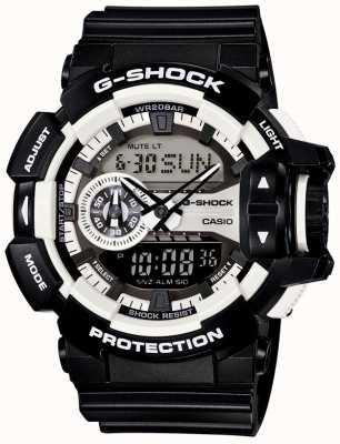 Casio Мужские g-shock черные часы GA-400-1AER