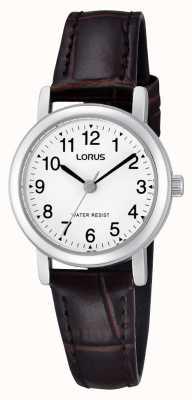 Lorus Женские наручные часы из нержавеющей стали RRS57UX9