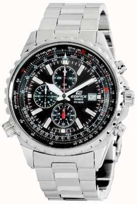 Casio Мужские стройные часы с хронографом EF-527D-1AVEF