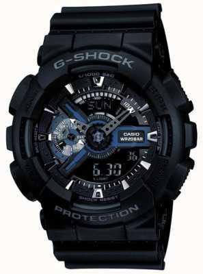 Casio Часы с хронографом G-shock GA-110-1BER
