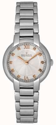 Dreyfuss Женские часы с бриллиантами DLB00060/D/01
