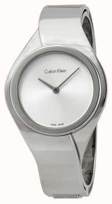 Calvin Klein Женские ощущения, часы из нержавеющей стали K5N2M126