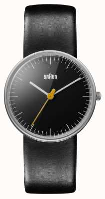 Braun Женские все черные часы BN0021BKBKL