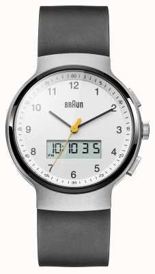 Braun Мужские черные керамические часы BN0159WHBKG