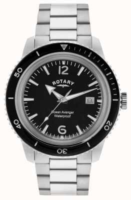 Rotary Морские мстители из нержавеющей стали GB02694/04