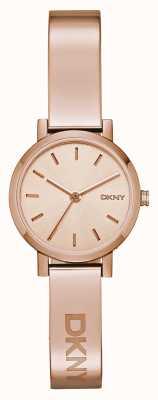 DKNY Женский браслет из розового золота NY2308
