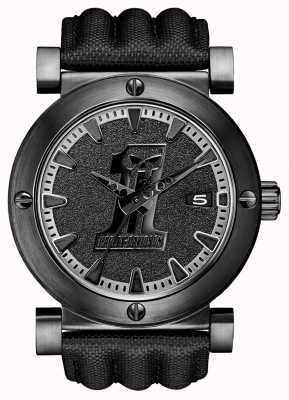 Harley Davidson Мужские часы с ионным покрытием с черной этикеткой 78B131