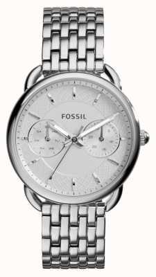 Fossil Женская индивидуальная нержавеющая сталь ES3712