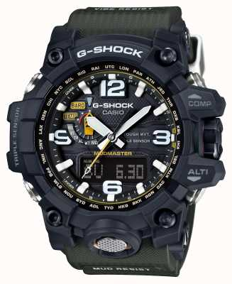 Casio Премиум мудмастер G-Shock Tough Solar RC GWG-1000-1A3ER