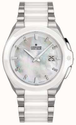 Junghans Spektrum дамский керамический браслет 015/1501.44