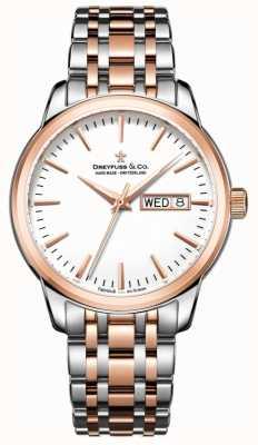 Dreyfuss Мужские утилитарные часы 1890 DGB00127/02