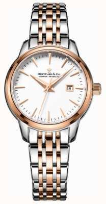 Dreyfuss Женские утилитарные часы 1890 DLB00127/02