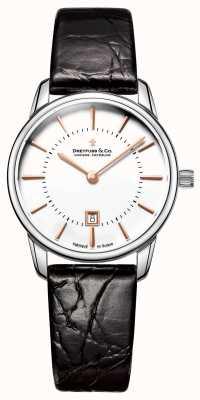 Dreyfuss Женские женские кожаные часы DLS00135/01