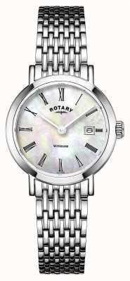 Rotary Женская перламутр LB05300/07