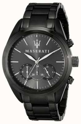 Maserati Traguardo 45 мм Chrono Ip Gunmetal R8873612002