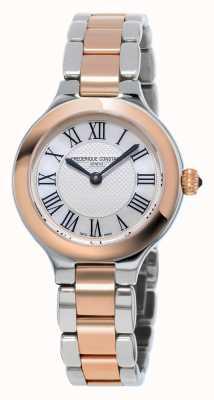 Frederique Constant Классический восторг женский металлический браслет с розовым золотом FC-200M1ER32B