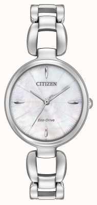 Citizen Браслет из нержавеющей стали из нержавеющей стали EM0420-54D