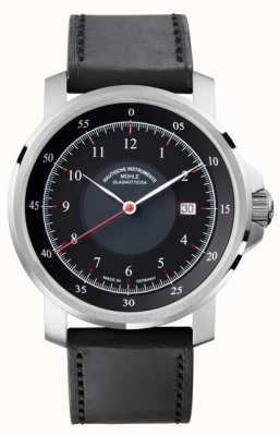 Muhle Glashutte M29 классические автоматические часы M1-25-53-LB