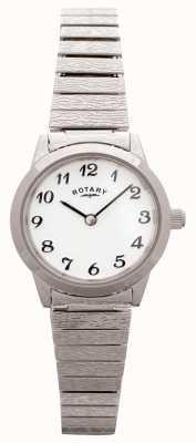 Rotary Женская выдвижная белая шкала из нержавеющей стали LBI0761