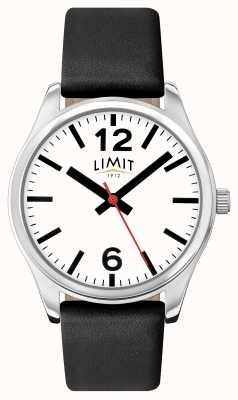 Limit Черный черный ремень белого набора 6181.01