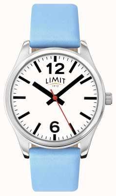 Limit Белый циферблат с белым ремнем 6182.01
