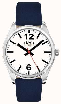 Limit Мужской белый ремешок белого набора 5627.01